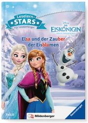Disney - Die Eiskönigin: Elsa und der Zauber der Eisblumen