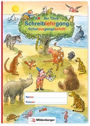 ABC der Tiere - Schreiblehrgang SAS in Sammelmappe, Neubearbeitung
