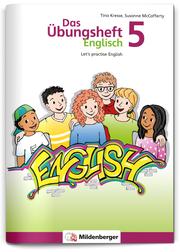 Das Übungsheft Englisch 5