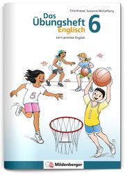 Das Übungsheft Englisch 6