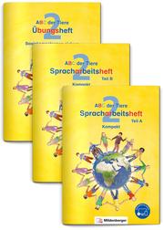 ABC der Tiere 2 - Spracharbeitsheft Kompakt - Cover