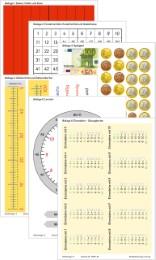 Mathetiger 2 - Arbeitsbeilagen - Neubearbeitung