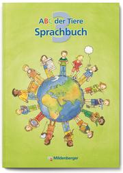 ABC der Tiere 3 - Sprachbuch inkl. Wortkarten