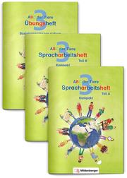 ABC der Tiere 3 - Spracharbeitsheft Kompakt