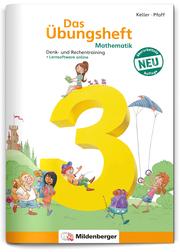 Das Übungsheft Mathematik 3