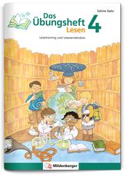 Das Übungsheft Lesen 4