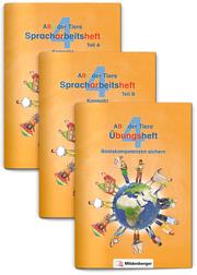ABC der Tiere 4 - Spracharbeitsheft Kompakt