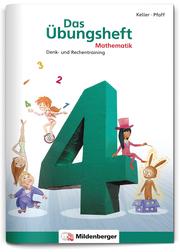 Das Übungsheft Mathematik 4