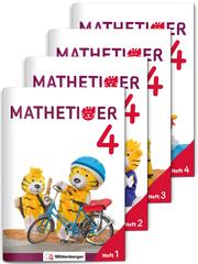 Mathetiger 4 - Heftausgabe - Neubearbeitung