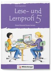 Lese- und Lernprofi 5 - Schülerarbeitsheft