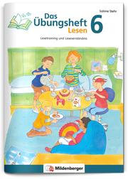 Das Übungsheft Lesen 6