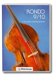 RONDO 9/10 - Lieder und Musikstücke, Neubearbeitung