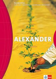 ALEXANDER KombiAtlas Erdkunde, Geschichte, Sozialkunde, Wirtschaft