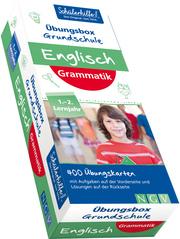 Englisch Grammatik Übungsbox Grundschule, 1. und 2. Lernjahr
