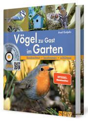 Vögel zu Gast im Garten - Cover