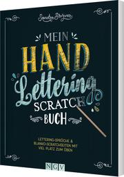 Mein Handlettering-Scratch-Buch