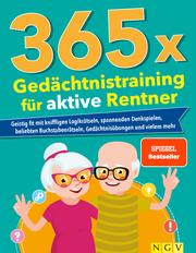 365x Gedächtnistraining für aktive Rentner