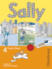 Sally - Englisch ab Klasse 1 - Ausgabe E für Nordrhein-Westfalen 2008