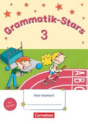 Grammatik-Stars - Cover