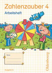 Zahlenzauber - Mathematik für Grundschulen - Ausgabe G für Baden-Württemberg, Hessen, Rheinland-Pfalz und Saarland - 2010