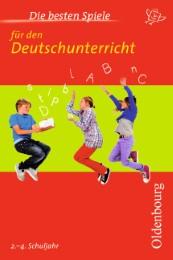 Die besten Spiele für den Deutschunterricht