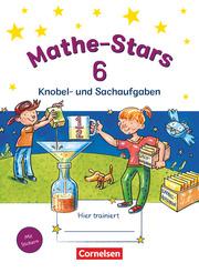 Mathe-Stars - Knobel- und Sachaufgaben