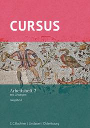 Cursus - Ausgabe A, Latein als 2. Fremdsprache