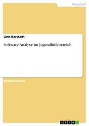 Software-Analyse im Jugendhilfebereich