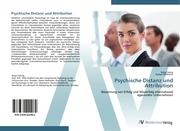 Psychische Distanz und Attribution - Cover