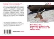 Conducta de amamantamiento de la gacela de Cuvier en cautividad