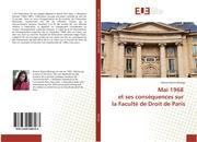 Mai 1968 et ses conséquences sur la Faculté de Droit de Paris