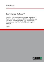 Short Stories - Volume V