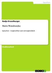 Mario Wandruszka