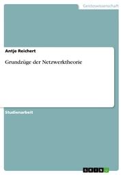 Grundzüge der Netzwerktheorie