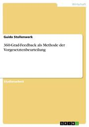 360-Grad-Feedback als Methode der Vorgesetztenbeurteilung