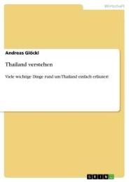 Thailand verstehen