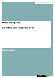 Empathie und Spiegelneurone