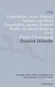 Sämtliche Werke, Briefe und Dokumente. Band 7