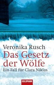 Das Gesetz der Wölfe - Cover