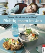 Richtig essen im Job