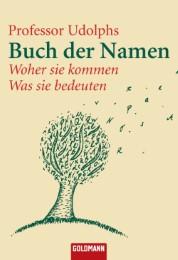 Professor Udolphs Buch der Namen
