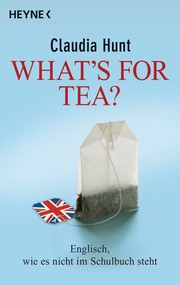 What's for tea?
