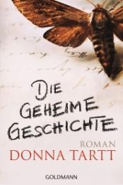 Die geheime Geschichte - Cover