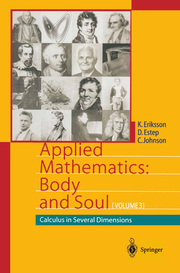 Applied Mathematics: Body and Soul 3