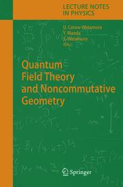 Quantum Field Theory and Noncommutative Geometry