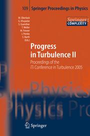 Progress in Turbulence II