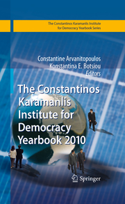 The Constantinos Karamanlis Institute for Democracy Yearbook 2010