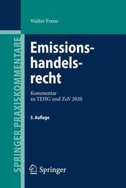Emissionshandelsrecht