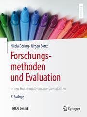 Forschungsmethoden und Evaluation in den Sozial- und Humanwissenschaften