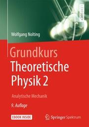 Grundkurs Theoretische Physik 2 - Cover